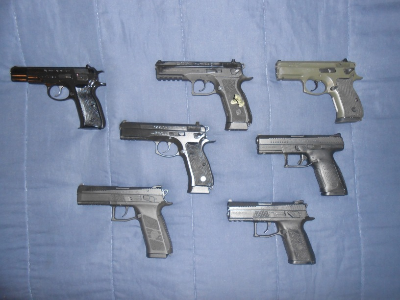 My New Favorite Guns, The CZ Line! – QUOTH THE RAVEN